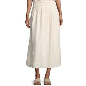 Current Elliott The Rancher Skirt Convertible
